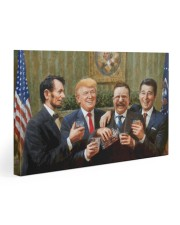 President Party 30x20 Gallery Wrapped Canvas Prints thumbnail