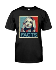 Kayleigh Facts Sticker Classic T-Shirt thumbnail