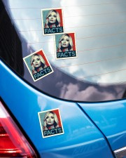 Kayleigh Facts Sticker Sticker - 4 pack (Vertical) aos-sticker-4-pack-vertical-lifestyle-front-26