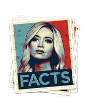 Kayleigh Facts Sticker Sticker - 4 pack (Vertical) front