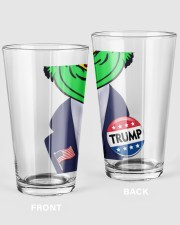 123 16oz Pint Glass front