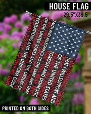 """Limited Edition 29.5""""x39.5"""" House Flag aos-house-flag-29-5-x-39-5-ghosted-lifestyle-14"""