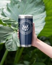 45TH President Of The United States 20oz Tumbler aos-20oz-tumbler-lifestyle-front-13