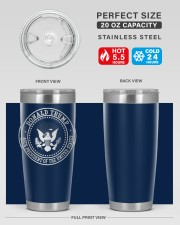 45TH President Of The United States 20oz Tumbler aos-20oz-tumbler-lifestyle-front-60