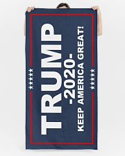 Trump - Keep America Great Beach Towel aos-tc-beach-towels-lifestyle-front-05