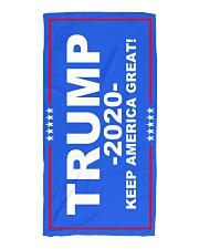 Trump - Keep America Great Beach Towel tile