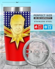 Captain Trump - 2020 20oz Tumbler aos-20oz-tumbler-lifestyle-front-47
