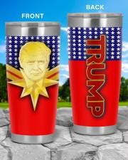 Captain Trump - 2020 20oz Tumbler aos-20oz-tumbler-lifestyle-front-50