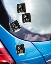 Fake News Assassin Sticker - 4 pack (Vertical) aos-sticker-4-pack-vertical-lifestyle-front-26
