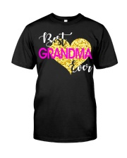 Best Grandma Ever Classic T-Shirt thumbnail
