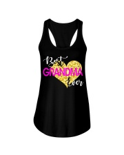 Best Grandma Ever Ladies Flowy Tank thumbnail