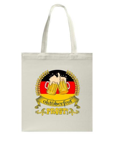 Oktoberfest Prost Beer Festival German Flag