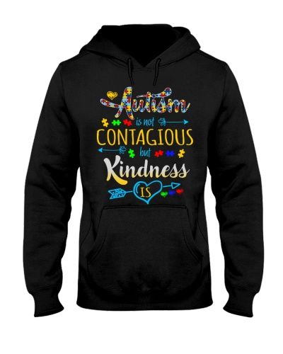 Autism Is Not Contagious But Kindness Is