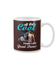All The Cool People Raise Great Danes Mug front