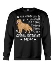 Golden retriever mom Crewneck Sweatshirt thumbnail