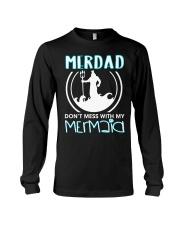 Don't Mess With My Mermaid Long Sleeve Tee thumbnail