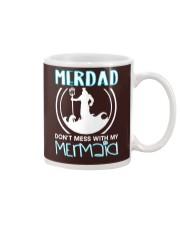 Don't Mess With My Mermaid Mug thumbnail