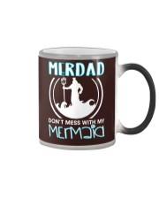 Don't Mess With My Mermaid Color Changing Mug thumbnail