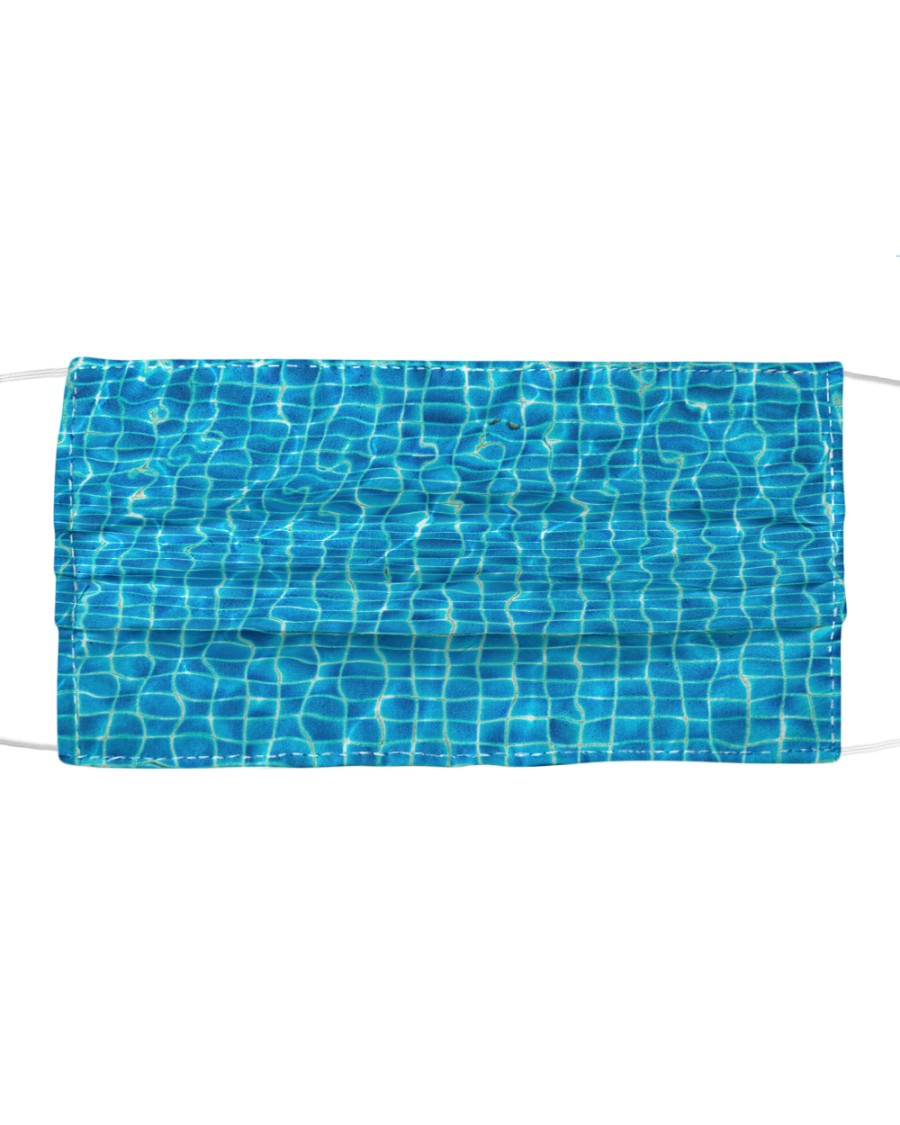 Swimming Pool Cloth Mask Cloth face mask