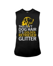 Golden Retriever Glitter Sleeveless Tee thumbnail