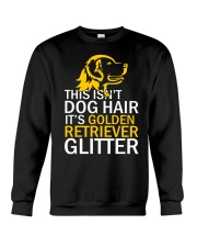 Golden Retriever Glitter Crewneck Sweatshirt thumbnail