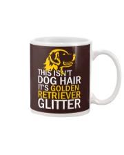 Golden Retriever Glitter Mug thumbnail