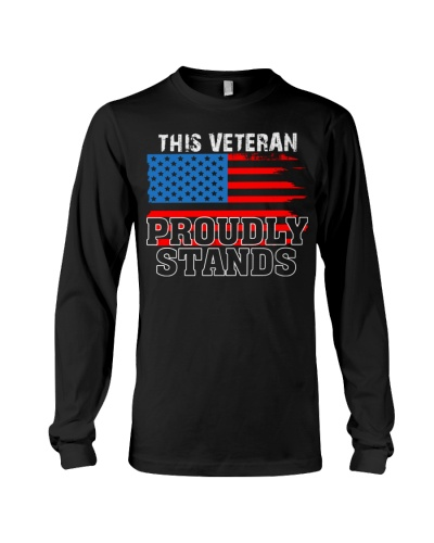 This Veteran Proudly Stands