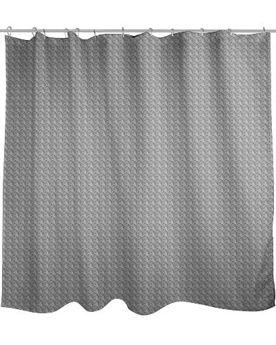 Seamless Pattern I Black and White