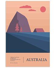 Australia 11x17 Poster front