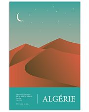 Algeria 11x17 Poster front