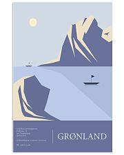 Greenland 11x17 Poster front
