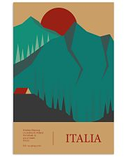 Italy 11x17 Poster front