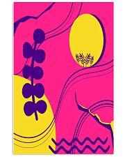 Minimalist Wall Art 11x17 Poster front
