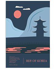 Korea 11x17 Poster front