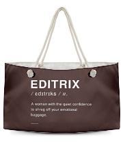 EDITRIX  Weekender Tote tile