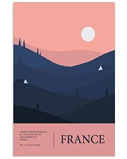 France 11x17 Poster front
