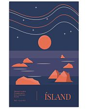 Iceland 11x17 Poster front