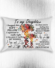1 DAY LEFT - GET YOURS NOW Rectangular Pillowcase aos-pillow-rectangle-front-lifestyle-4