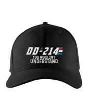1 DAY LEFT - GET YOURS NOW Embroidered Hat front