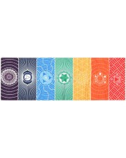 1 DAY LEFT - GET YOURS NOW Yoga Mat 70x24 (horizontal) front