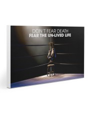 1 DAY LEFT - GET YOURS NOW 30x20 Gallery Wrapped Canvas Prints front