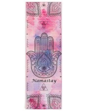 1 DAY LEFT - GET YOURS NOW Yoga Mat 24x70 (vertical) front