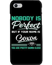 Coxon perfect gift T-Shirt Phone Case thumbnail