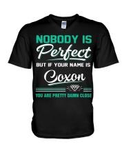 Coxon perfect gift T-Shirt V-Neck T-Shirt thumbnail