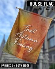 "That Autumn Feeling 29.5""x39.5"" House Flag aos-house-flag-29-5-x-39-5-ghosted-lifestyle-09"