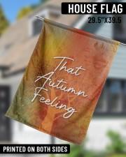 "That Autumn Feeling 29.5""x39.5"" House Flag aos-house-flag-29-5-x-39-5-ghosted-lifestyle-11"
