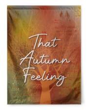 "That Autumn Feeling 29.5""x39.5"" House Flag front"