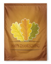 """Happy Thanksgiving 29.5""""x39.5"""" House Flag front"""