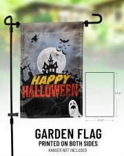 """Happy Halloween 11.5""""x17.5"""" Garden Flag aos-garden-flag-11-5-x-17-5-lifestyle-front-01"""