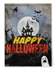 "Happy Halloween 29.5""x39.5"" House Flag front"